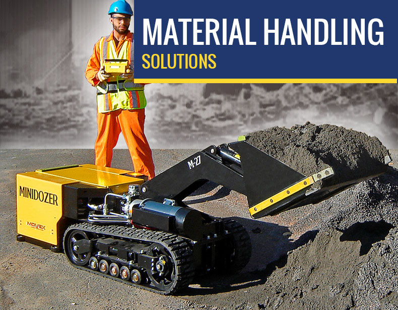 Material Handling Solutions by Movex Innovation